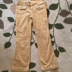 Corderoy pants   .